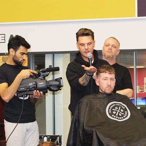 Great British Barber Bash
