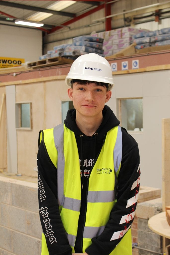 Connor - Professional ConstructionSt Bede's High School